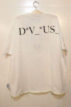 画像4: [Deviluse]Heartaches Big T-shirts-White-