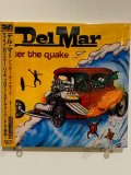 "[ONE BIG FAMILY RECORDS] after the quake / DEL MAR ""アフター・ザ・クエーク / デル・マー"""