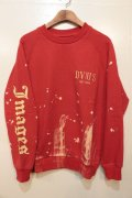 [Deviluse] Bleach Crewneck-Red-※Mサイズのみ