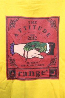 画像4: [range]shake snake hand hoody fullcolor ver-Yellow-※Lサイズのみ