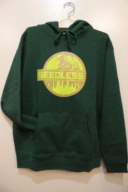 画像1: [seedleSs]sd city girl hoody-Green-※Lサイズのみ