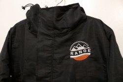 画像2:  [range]rg basic mountain BOA parka 2-Black-