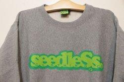 画像2: [seedleSs]COOP CREW SWEAT 12oz regular color-h.grey-