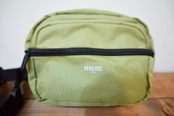 画像2: [DEVILUSE] Multi Hold Bag-Olive-