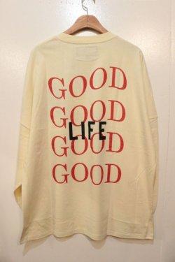 画像4: [Deviluse] Good Life L/S Tee-Milk-