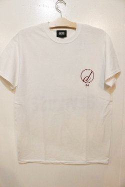 画像1: [DEVILUSE] Draw T-shirts-White-