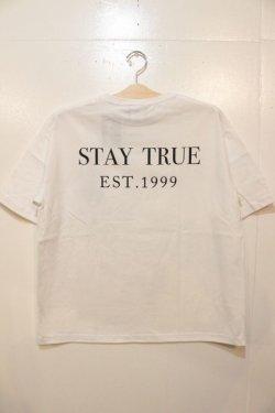 画像3: [DEVILUSE] True Big T-shirts-White-