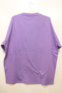 画像3: [DEVILUSE]Box Logo Big T-shirts-Lavender-