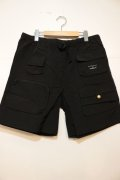 [Deviluse]Storage Shorts-Black-