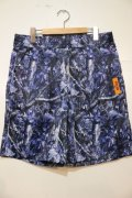 [Deviluse]Camo Hybrid Shorts-Purple-