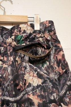 画像4: [Deviluse]Camo Hybrid Shorts-Brown-