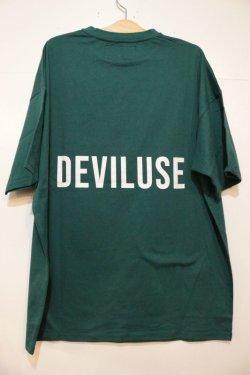 画像3: [DEVILUSE]Heartaches Big T-shirts-Green-