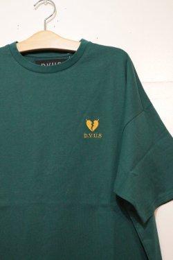 画像2: [DEVILUSE]Heartaches Big T-shirts-Green-