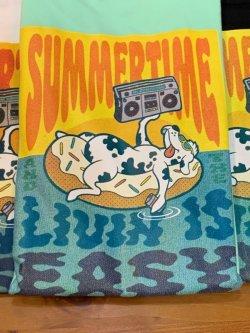 画像2: [LOU DOG] LOUDOG SUMMERTIME S/S Tee -Melon-